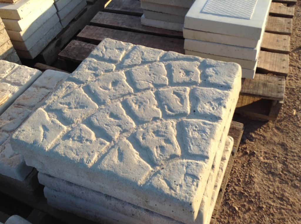 Large Patio Stones