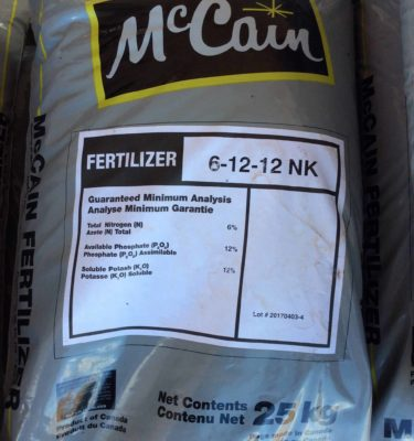 6-12-12 Garden Fertilizer