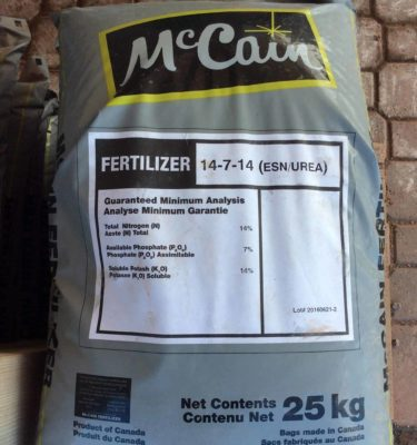 14-7-14 Tree & Shrub Fertilizer