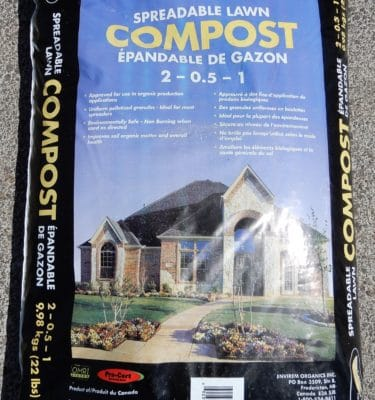 Greenhouse Gold Spreadable Compost