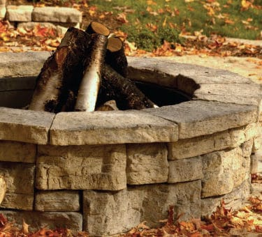 Fire Pit Stones & Liners