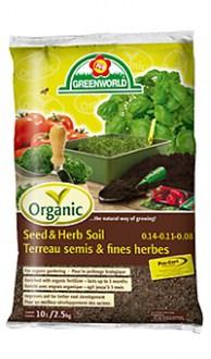 Premium Growing Mix, Certified Organic