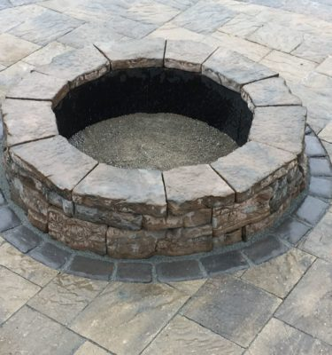 Fire Pit Stones and Kits