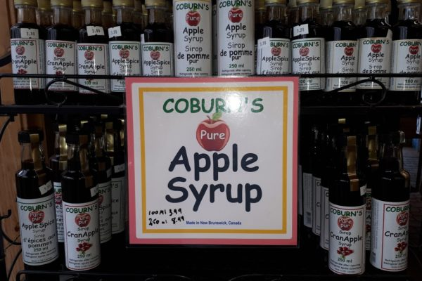 apple syrup new farm market product aug 2019