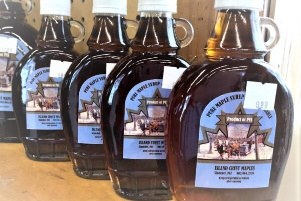 island crest maple syrup maples